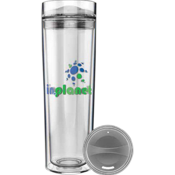 Promotional ClearView XL Clear Tumbler