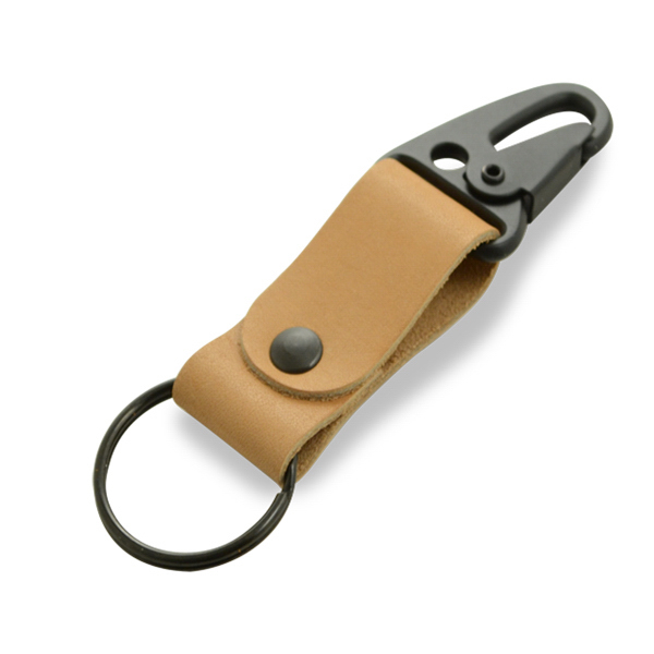 Imprinted Clip Key Chain