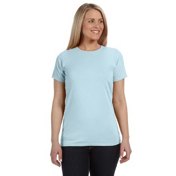 Customized Comfort Colors Ladies' 4.8 oz Ringspun Garment-Dyed T-Shirt