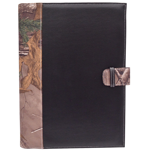 Personalized Commander Padfolio