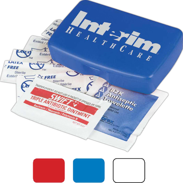 Customized Compact First Aid Personal First Aid Kit
