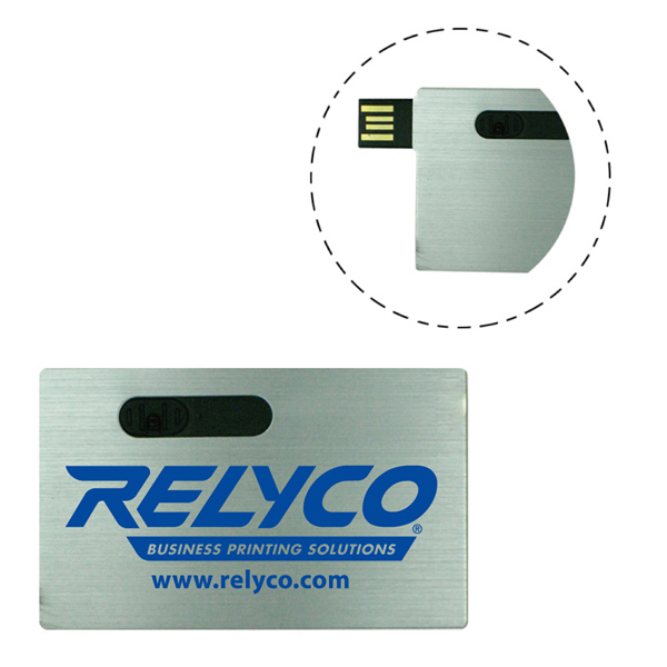 Promotional Credit Card Drive