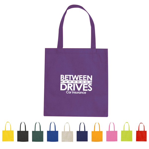 Customized Custom Non-Woven Promotional Tote Bag