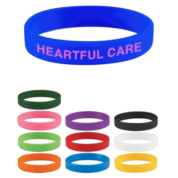 Custom Silicone Wristbands & Rubber Bracelets