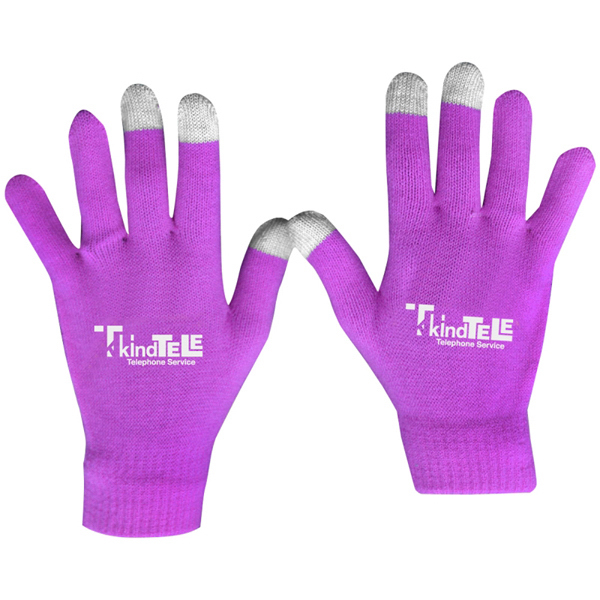 Custom Custom Touch Screen Gloves