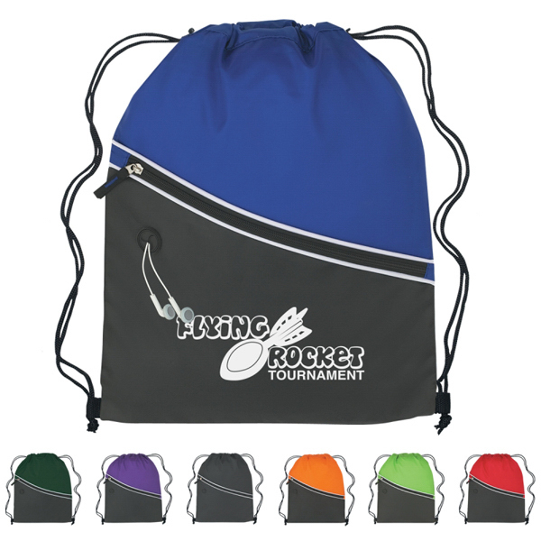 Personalized Custom Two-Tone Sports Pack