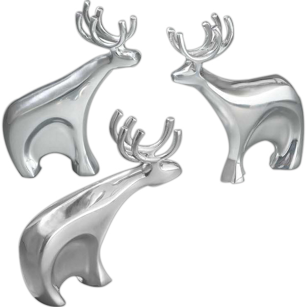 Custom Dasher Reindeer (3 pc set)