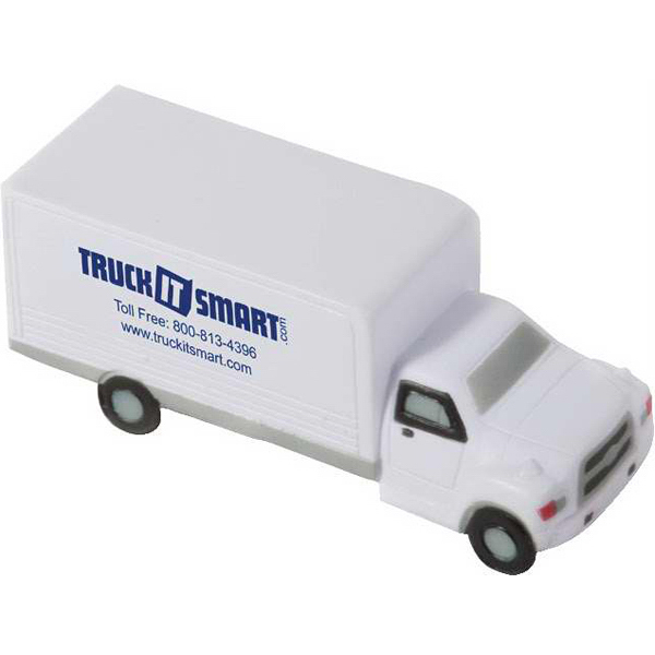 Custom Delivery Truck Stress Reliever