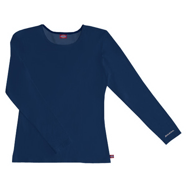 Promotional Dickies EDS Long Sleeve Crew Neck Tee