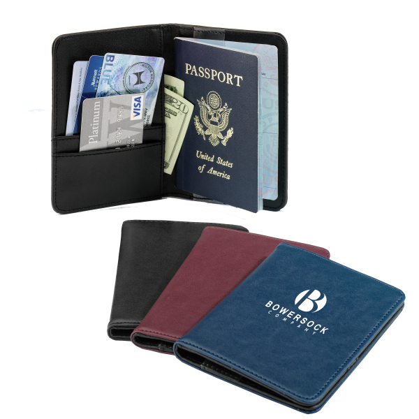 Customized Diplomat Passport Holder