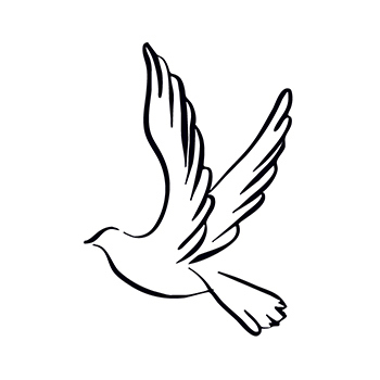Promotional Dove Temporary Tattoo