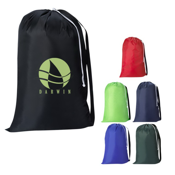 Personalized Drawstring Utility Bag