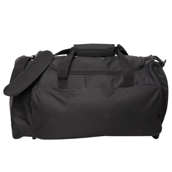 "Imprinted Dreamboat 23"" Jumbo Sports Bag"