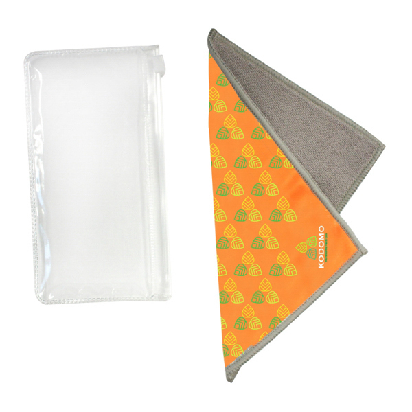 Promotional Dual Micro-Fiber Cleaning Cloth