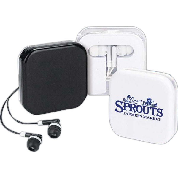 Promotional Ear Buds (Imprinted)
