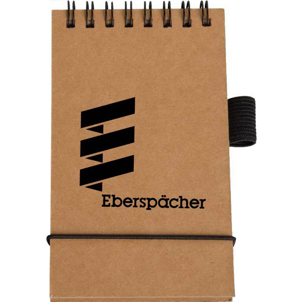 Personalized Eco Pocket Jotter
