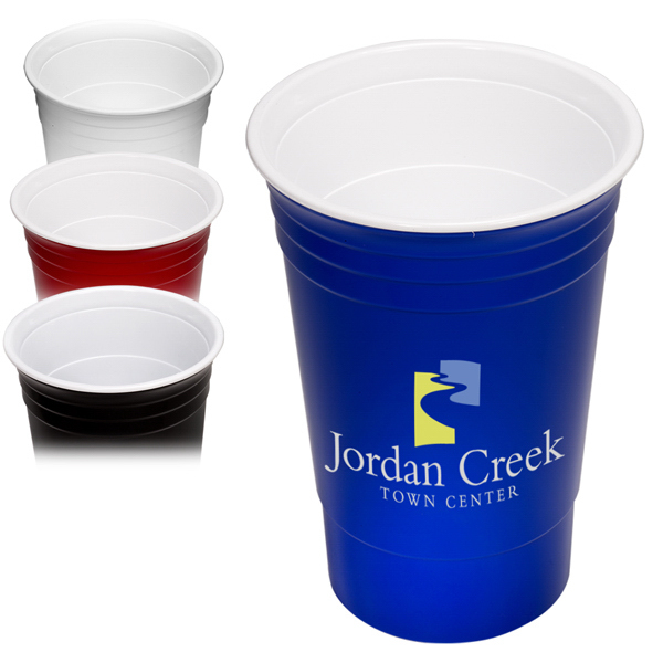 Imprinted Econo Everlasting Party Cup