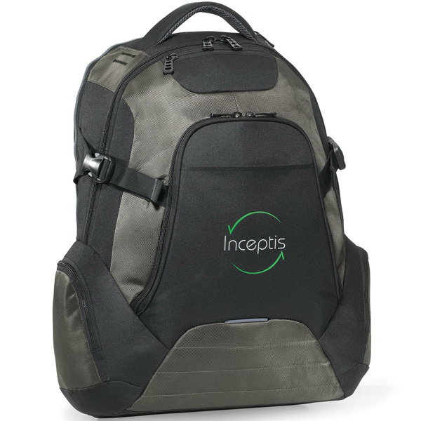 Imprinted Envoy Computer Backpack