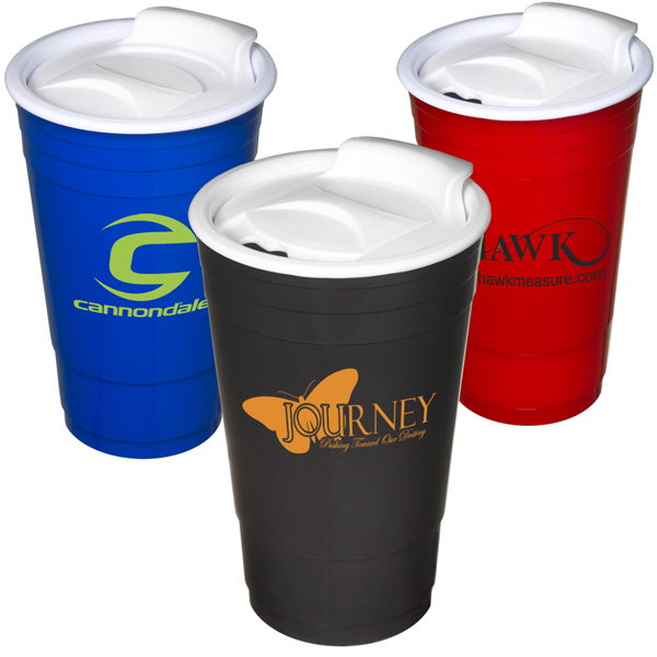 Personalized Everlasting Party Cup With Lid