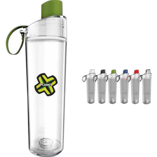 Custom Excursion Cold Beverage Bottle/Clear Inner