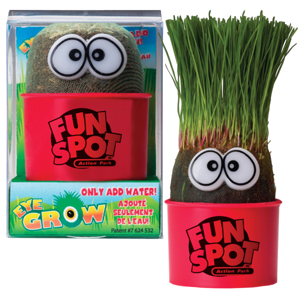 Promotional Eye-Grow Planter