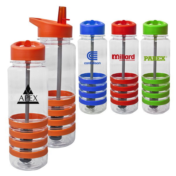 Custom Filtered Water Bottle