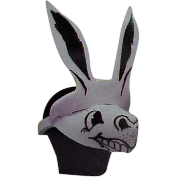 Promotional Foam Animal Hat - Donkey/Mule