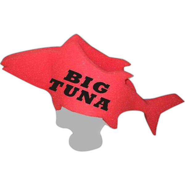 Promotional Foam Animal Hat - Tuna/Fish