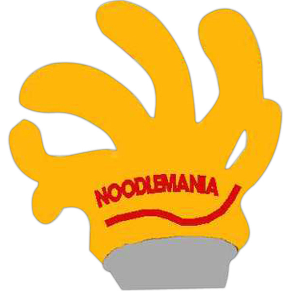 Customized Foam Visor Headwear - Noodle