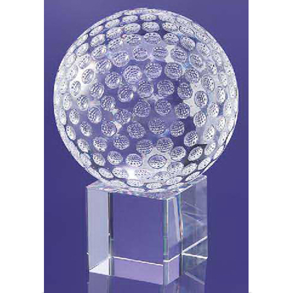 Personalized Fremont Golf Ball Award 3 1/8""
