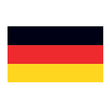 Customized Germany Flag Temporary Tattoo