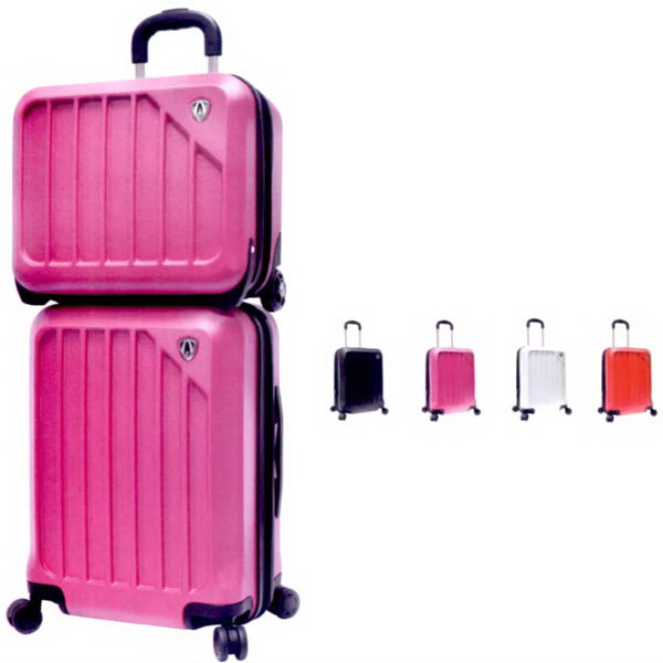 Customized Glacier 2 Pc. Set Luggage