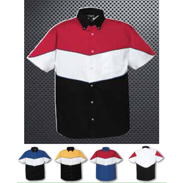 Promotional Hairpin - Short Sleeve Shirt