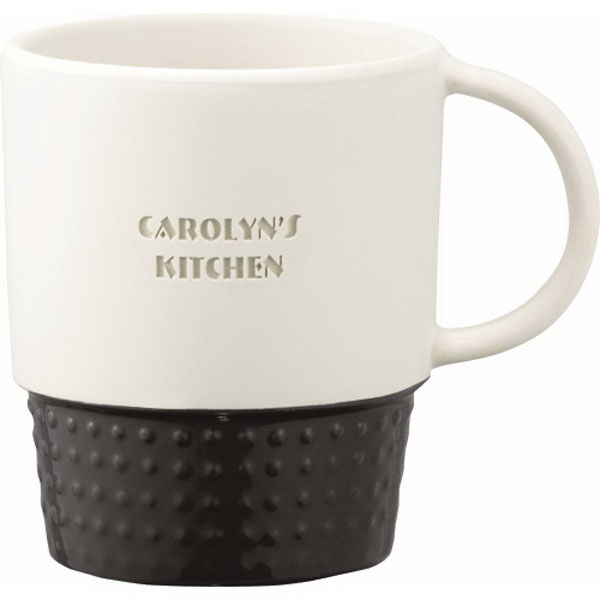 Customized Hobnail Ceramic Mug 12 oz