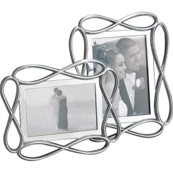 Imprinted Infinity Frame 4X6