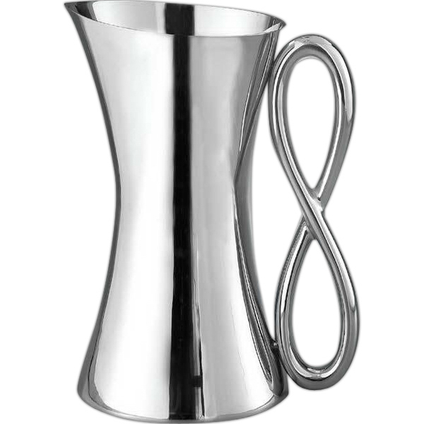Personalized Infinity Pitcher, 68 oz