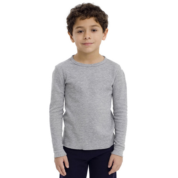 Imprinted Kids Baby Thermal Long Sleeve T