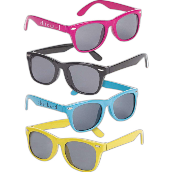 Printed Kids / Youth Sunglasses (Imprinted)