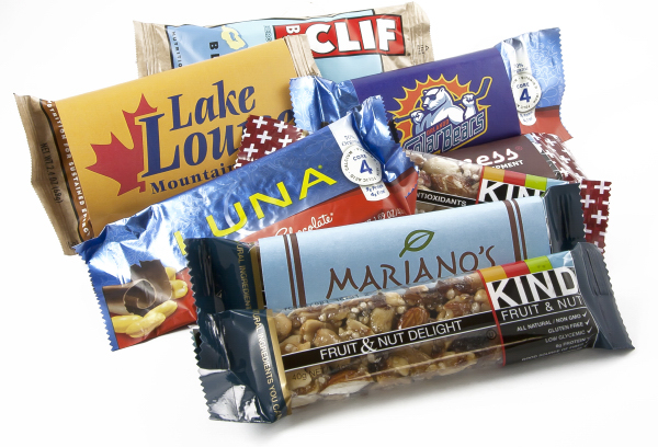 Promotional Kind Bar with Digital Wrapper Imprint