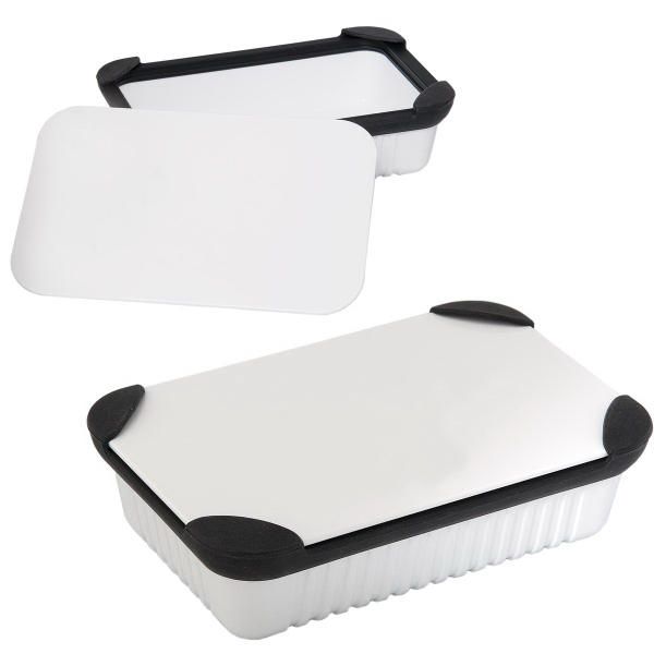 Imprinted Lunch N' Go Eco Container