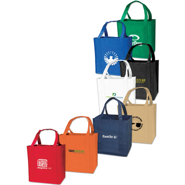 Customized Medium Grocery Tote Bag