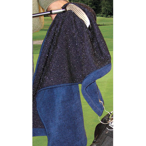 Promotional Microfiber Scrubber Golf Towels