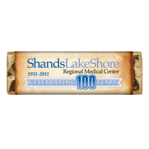 Promotional Milk Chocolate Bar - Milk Chocolate Candy Bar