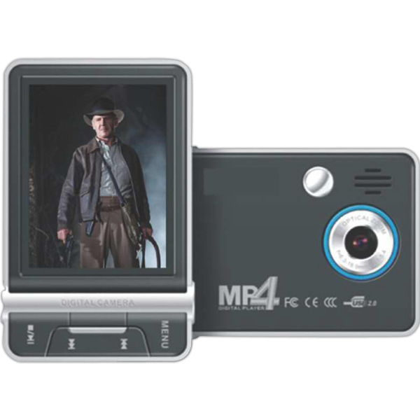 Customized MP4 Player wth Camera