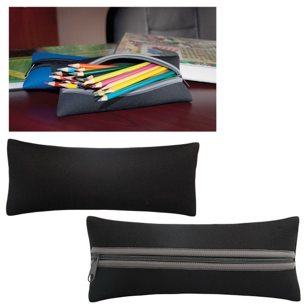 Customized Neoprene Pencil Case