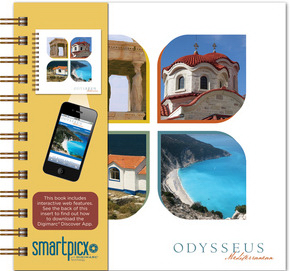 Customized NEW! SmartPicx ImageBook (TM) - Square w/ App Download