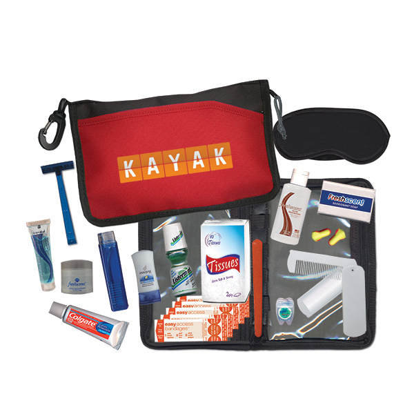 Personalized New! Universal Travel Kit