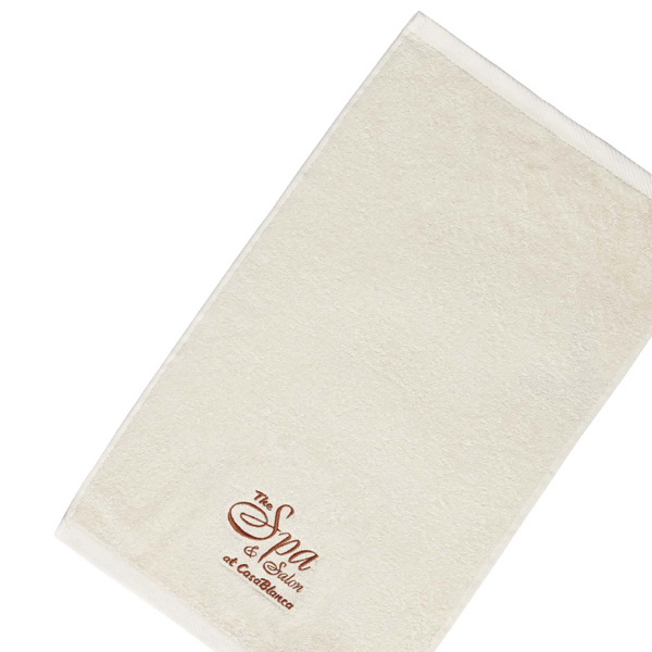 Printed Organic Turkish Cotton Hand and Sport Towel