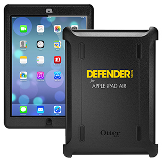 Personalized OtterBox Defender for Apple Tablet Air