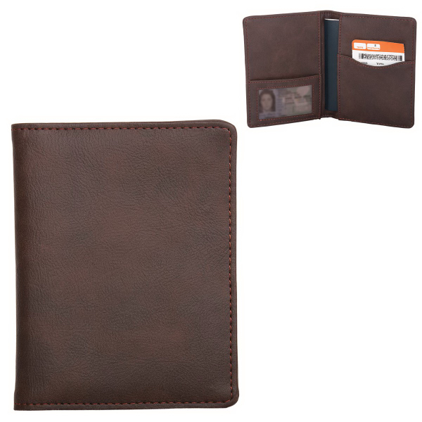 Imprinted Passport Holder